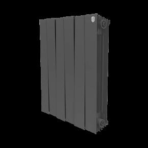 Радиатор PianoForte 500/Noir Sable - 6 секц.