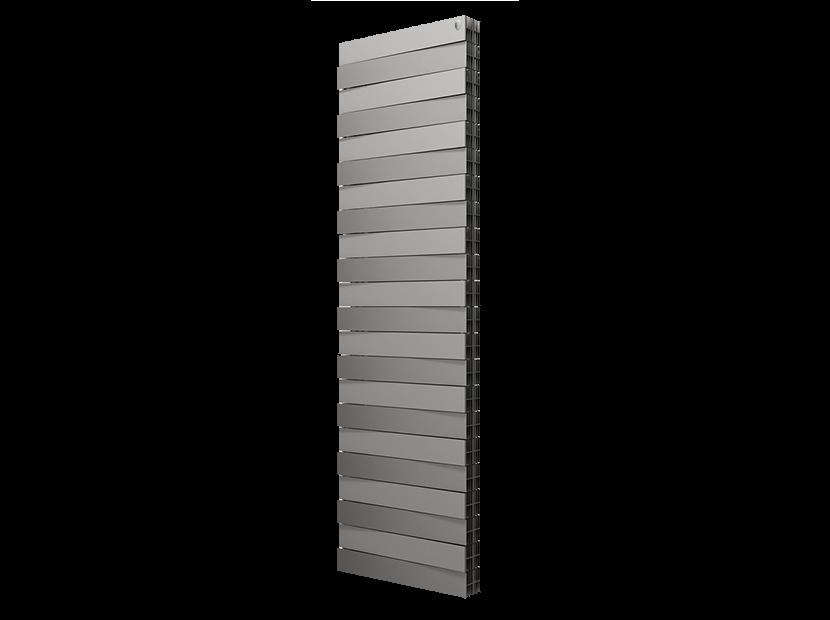 Радиатор PianoForte Tower/Silver Satin - 18 секц.